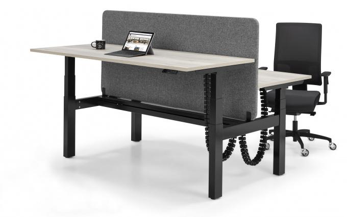 Bureauopstelling elektrisch verstelbaar model Flex 3