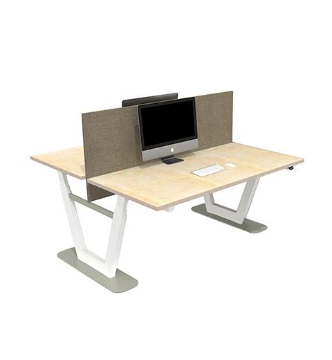 Afbeelding van Bureauopstelling elektrisch verstelbaar model Vepa ParQ